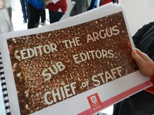 Argus Editor's office
